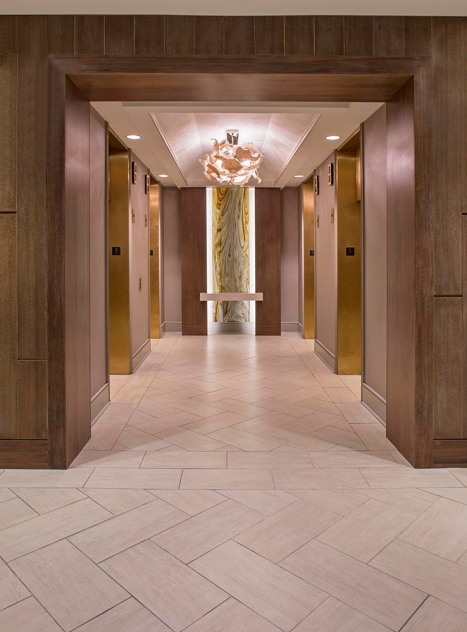 Elevator Landing